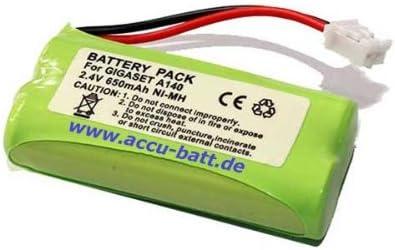 Accu Batt Telefon Akku Für Schlos Telefon Passend Für Elektronik