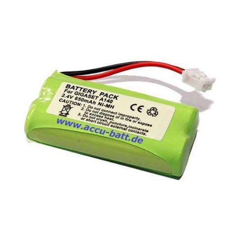batería del teléfono (acumulador) para Siemens Gigaset A-Serie | V30145-K1310