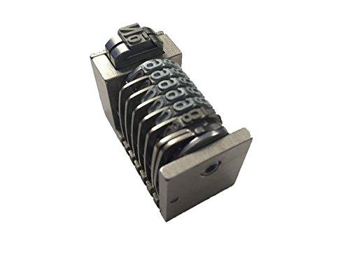 Leibinger Numbering Machine 6 Digits Backwards Model 46