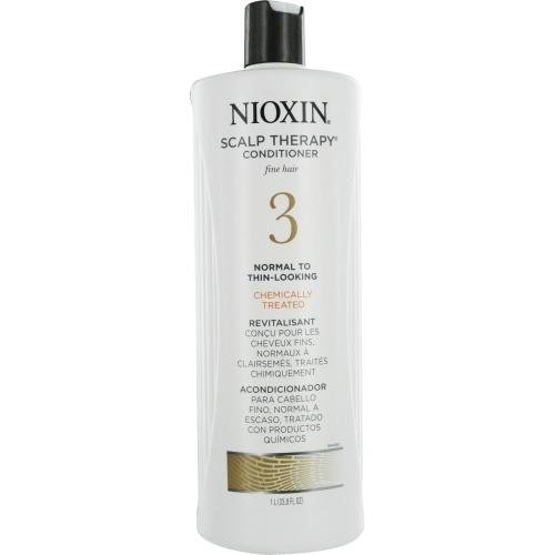 System 3 Scalp Therapy Conditioner For Fine Chemically Enhanced Hair Nioxin
