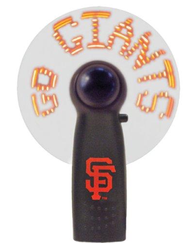 MLB San Francisco Giants Light Up Message Fan