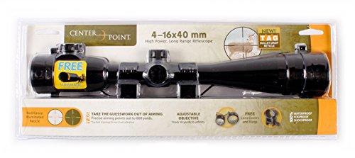 (Crosman LR416AORG2 4-16x40mm Rifle Scope)
