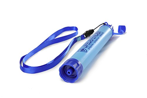 Best-Survival-Water-Filter-for-CampingHikingHunting-Ultra-Lightweight-Survival-Filter-50-More-Filtration-than-Lifestraw-No-Added-Taste-Removes-Heavy-Metals-999-of-Waterborne-Bacteria