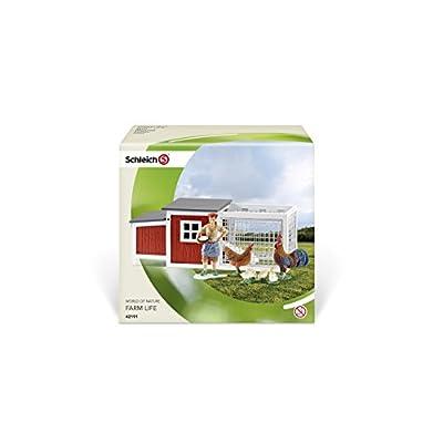 Schleich North America Chicken Coop Playset from Schleich North America
