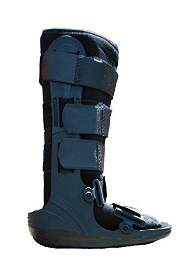 Alpha Medical Cam Walker Fracture Boot Walk Cast Ankle Sprain L4386 (Medium) by Alpha Medical
