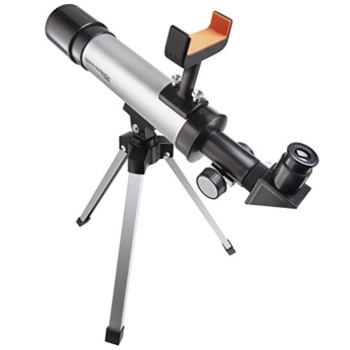 021276050209 - Space Navigator App-Enhanced Star Finding Spotting Scope - Powered by SkyView, Silver/Black carousel main 5
