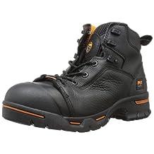 "Timberland PRO Men's Endurance PR Waterproof Steel-Toe 6"" Work Boot"