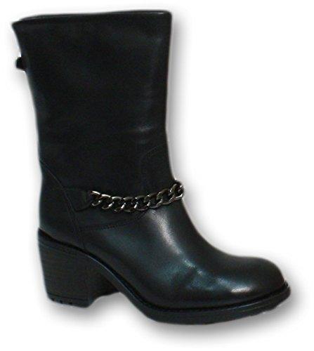 lillie jane chaussures femme de couleur noir JdFKXyOb