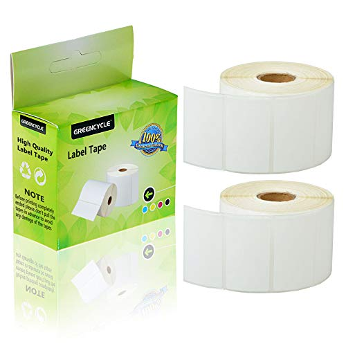 GREENCYCLE 2 Roll of Compatible 2.25