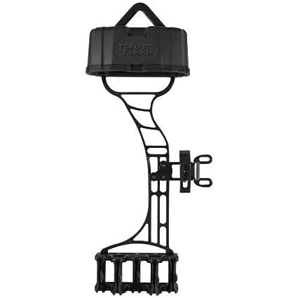 Amazon.com : Trophy Taker Vice Aluminum Frame Quiver - Black ...
