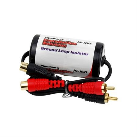 nnel Ground Loop Isolator (Line Level Isolator)