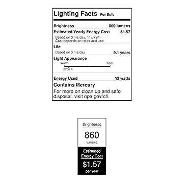 Amazon.com: Westinghouse 3737600, 13 W CFL foco de luz, (60 ...