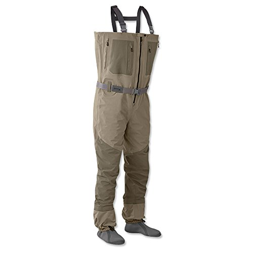 Orvis Silver Sonic Zippered Waders XLarge For Sale