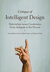 Critique of Intelligent Design: Materialism Versus Creationism from Antiquity to the Present
