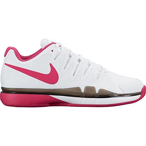649087 Nike Chaussures 160 Vif blanc Rose Tennis Femmes Noir De Blanc qCPRxS6