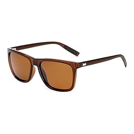 TL-Sunglasses Unisex atrás Piazza Gafas de Sol polarizadas ...