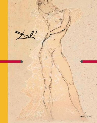 Erotic Sketchs/Erotische Skizzen: Salvador Dali (English and Slovak Edition)