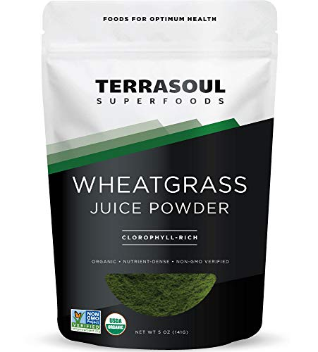 Terrasoul Superfoods Organic Wheat