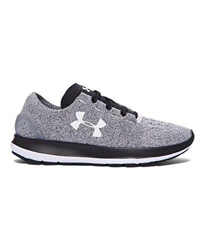 Under Armour Women's UA SpeedForm Slingride Running Shoes 7 GLACIER GRAY