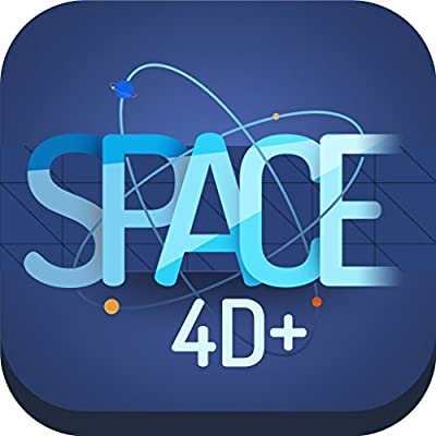 Space 4D Flash Cards: Toys & Games
