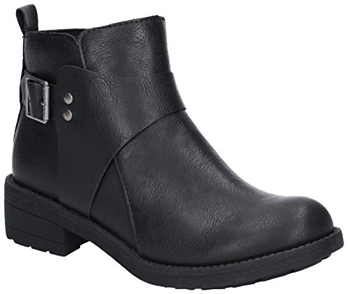 Rocket Dog Turia Womens Fashion Smart Outdoors Boots Shoes Black 6 US