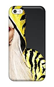 Premium Lady Gaga Heavy-duty Protection Case For Iphone 5/5s