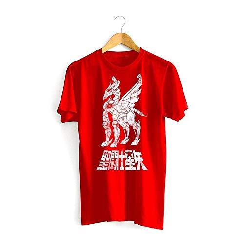 Camiseta Cavaleiros Do Zodíaco Armadura De Pegasus