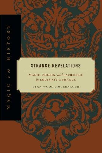 Strange Revelations: Magic, Poison, and Sacrilege …