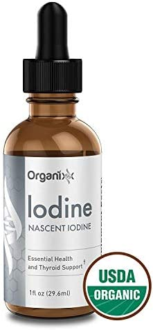 Organic Nascent Supplement Thyroid Support product image