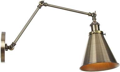 Applique murale longue à bras articulé réglable E27 Ampoule