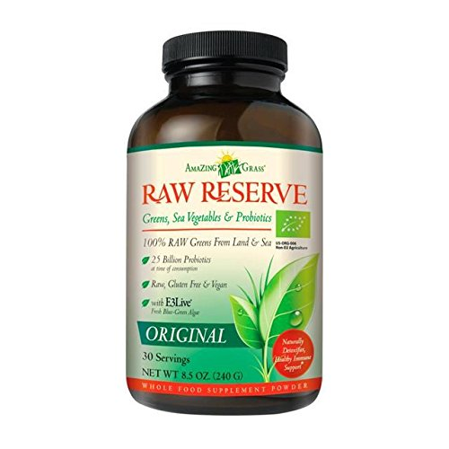 Amazing Grass Raw Reserve Green Superfood - 240g