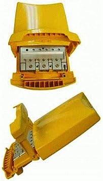 TELEVES 5359 Amplificador BA AG I/III-FM-U-IV-U C55 38dB ...