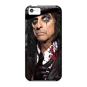 Durable Hard Phone Cases For Iphone 5c With Provide Private Custom Fashion Foo Fighters Series AlissaDubois