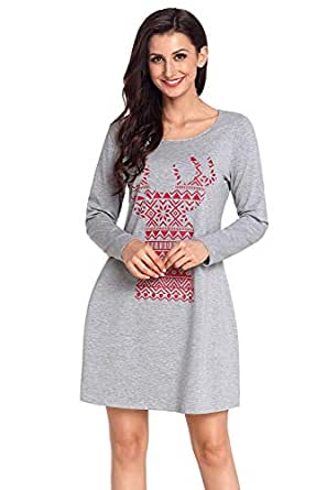 Casual Shirt Dress For Women