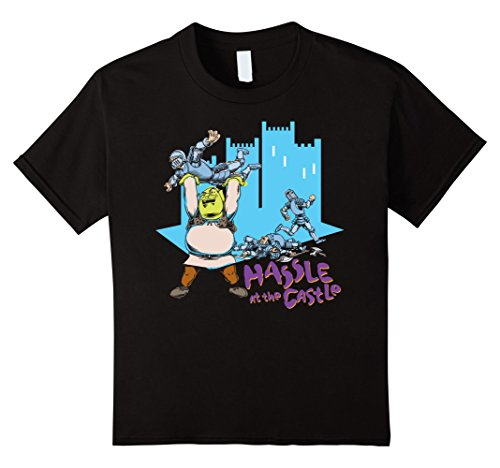 (Kids DreamWorks Shrek Hassle at the Castle)