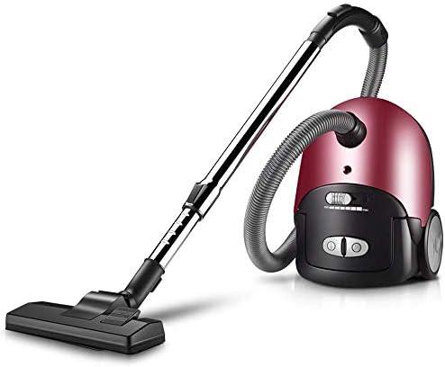 XHHWZB Aspiradora Barredora sin Bolsa eléctrica de 1600 vatios Pequeños Mini ácaros Aspiradora Ultra silenciosa Limpia alfombras y Pisos Duros [Clase de eficiencia energética A +]: Amazon.es: Hogar