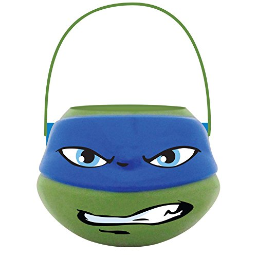 Ninja Turtle Buckets (Teenage Mutant Ninja Turtles Medium Figural Plastic)