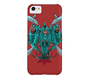 APOCALYPSE iPhone 5c Auburn Barely There Phone Case - Design By Humans