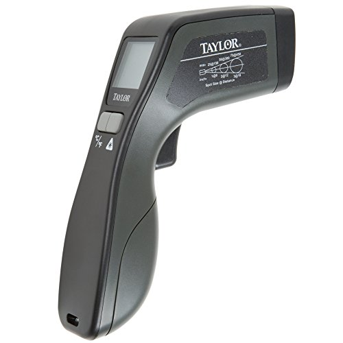Taylor 9523 Infrared Thermometer; -49 to +750 Degrees Fahrenheit (Commercial Infrared Thermometer compare prices)