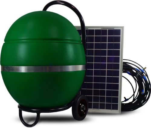 SolaMist Mosquito Insect Misting System