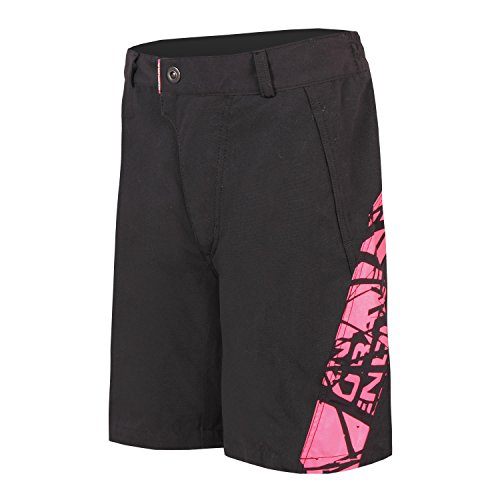 ENDURA Kids Hummvee Baggy Cycling Short (11-12yrs, Pink)