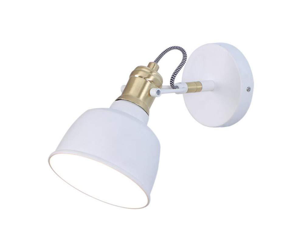 Lampada Lampada Pareteapplique Da Parete Lampade Da Parete Lampada Da Parete In Ferro Minimalista Lampada A Led Orientabile   Ristorante