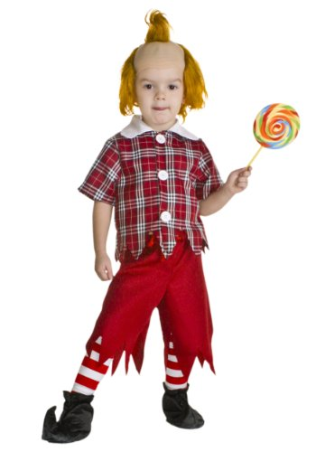 Little Boys' Red Munchkin Costume 18 Months/2T for $<!--$29.99-->
