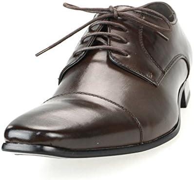 30種類から選ぶ ビジネスシューズ メンズ 紳士靴 外羽根 レースアップ ドレスシューズ 営業マン 通勤 BZB009 1