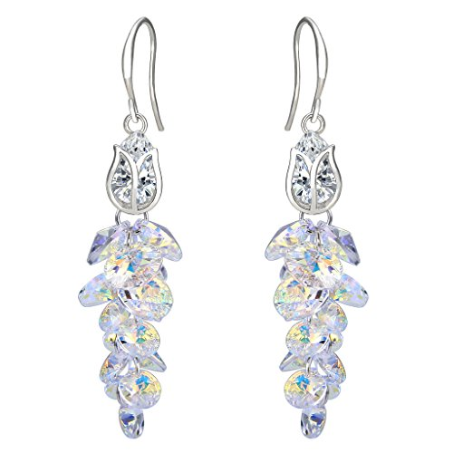 Ab Swarovski Crystal Dangle - 9