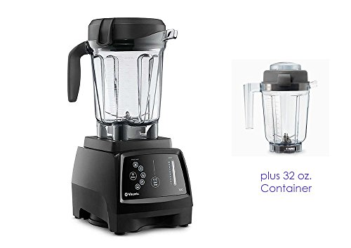 Vitamix G-Series 780 Black Home Blender with Touchscreen Control Panel (64 + 32 oz. DRY) (Vita Dry Mix Blade)