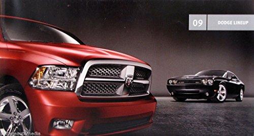 2009 Dodge Full-Line new vehicle overview brochure