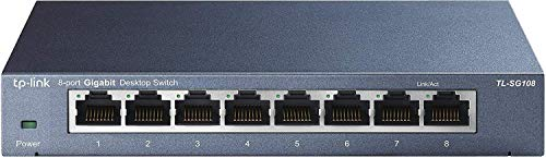 TpLink 8 Port Gigabit