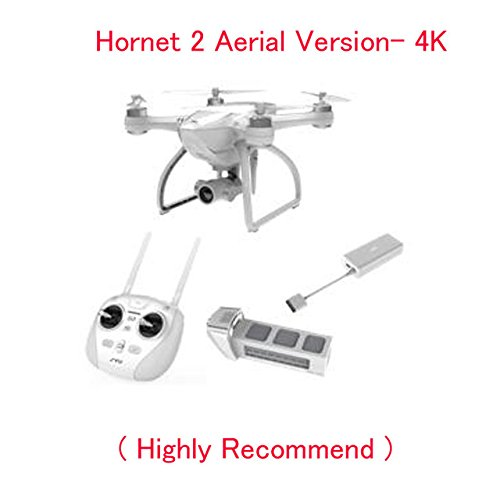 Toy, Play, Fun, JYU Hornet 2 Racing Drone 5.8G FPV / 4K / 1080P HD Camera / Standard Version 3-Axis Gimbal RC Quadcopter Left Hand RTFChildren, Kids, Game