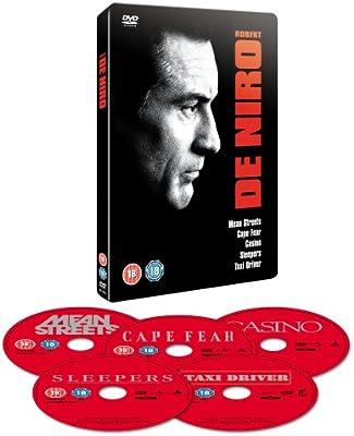 Robert De Niro Limited Steel Tin Box Set Reino Unido DVD: Amazon.es: Robert De Niro Boxset: Cine y Series TV